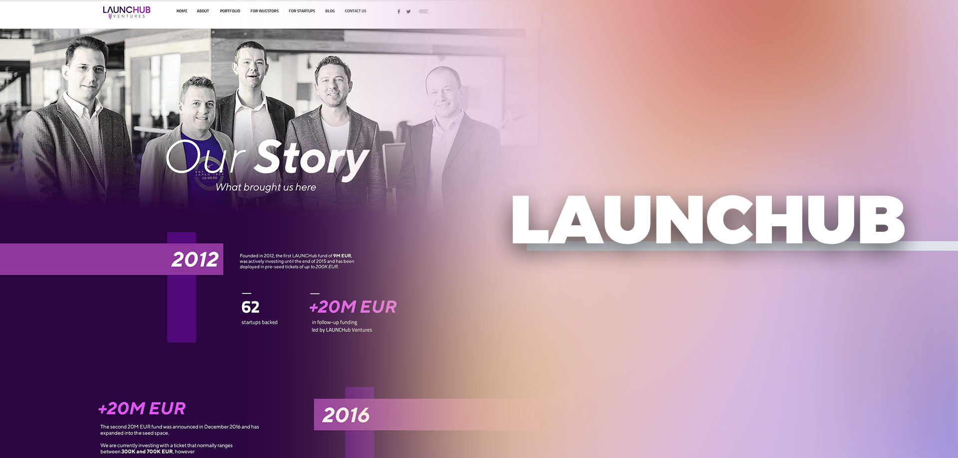 afterteam projects wordpress 09 launchub 2018 banner01